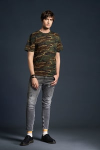 Anvil ANV939 - Adult Heavyweight Camouflage Tee