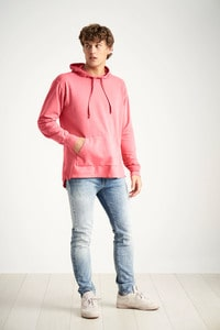 Comfort Colors COM1535 - Adult French Terry Scuba Hoodie