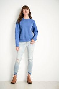 Comfort Colors COM1596 - Sweater Crewneck voor haar