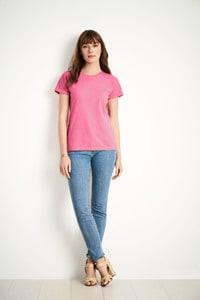 Comfort Colors COM4200 - Lichtgewicht Dames-T-shirt met fitting voor dames