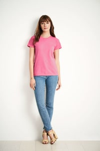 Comfort Colors COM4200 - T-shirt Lightweight Crewneck SS for her