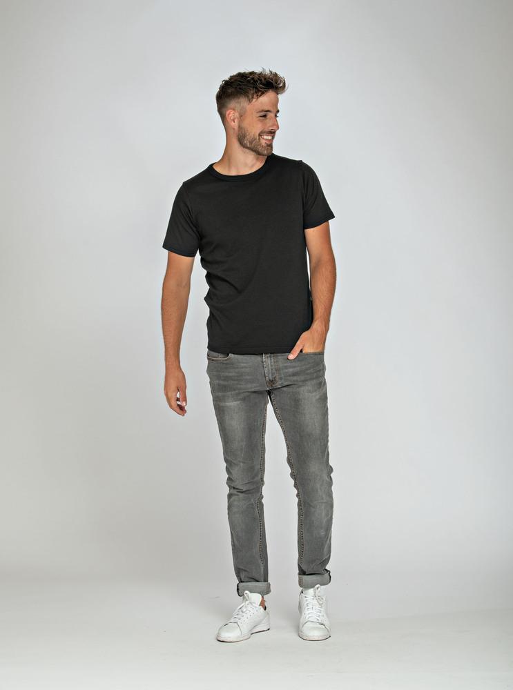 Lemon & Soda LEM1102 - T-shirt Interlock SS voor hem.