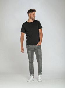 Lemon & Soda LEM1102 - T-shirt Interlock SS voor hem.