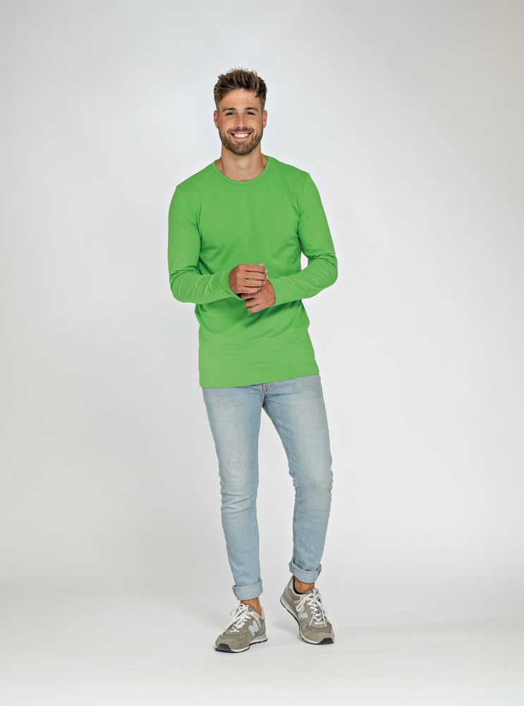 Lemon & Soda LEM1265 - T-shirt Col Rond LS Homme