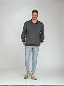 Lemon & Soda LEM3210 - Polosweater for him