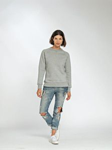 Lemon & Soda LEM3227 - Heavy Sweater Raglan Crewneck for her