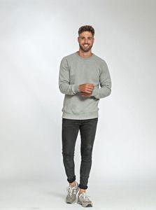 Lemon & Soda LEM3229 - Heavy Sweater Raglan Crewneck for him