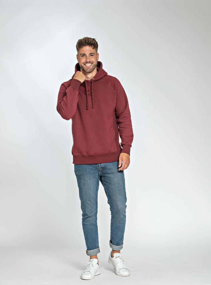 Lemon & Soda LEM3234 - Heavy Sweater Hooded Raglan for him