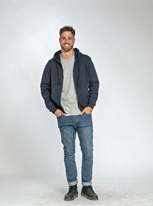 Lemon & Soda LEM3270 - Sweater Hooded Cardigan