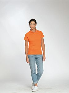Lemon & Soda LEM3502 - Polo Basic Mix SS for her