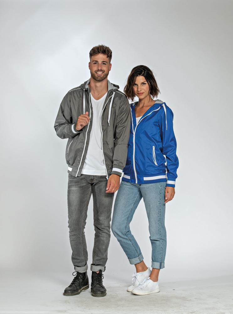 Lemon & Soda LEM3620 - Jacket Hooded Nylon Unisex