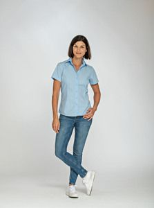 Lemon & Soda LEM3933 - Shirt Poplin Mix SS for her