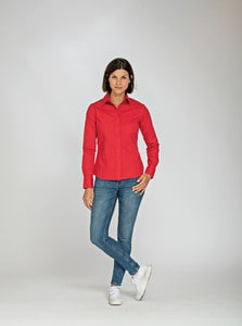 Lemon & Soda LEM3985 - Shirt Poplin LS for her