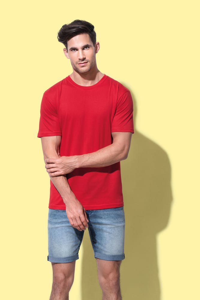 Stedman STE2010 - Tee-shirt col rond pour hommes CLASSIC