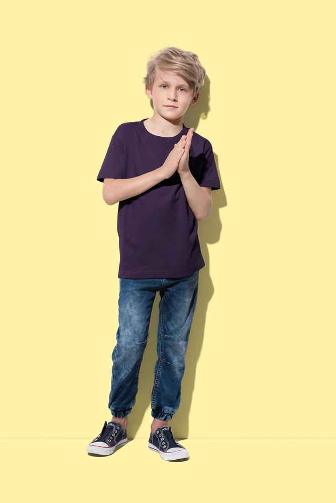 Stedman STE2200 - Tee-shirt col rond pour enfants CLASSIC ORGANIC