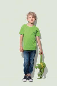 Stedman STE2220 - T-shirt met ronde hals voor kinderen Classic-T Organic