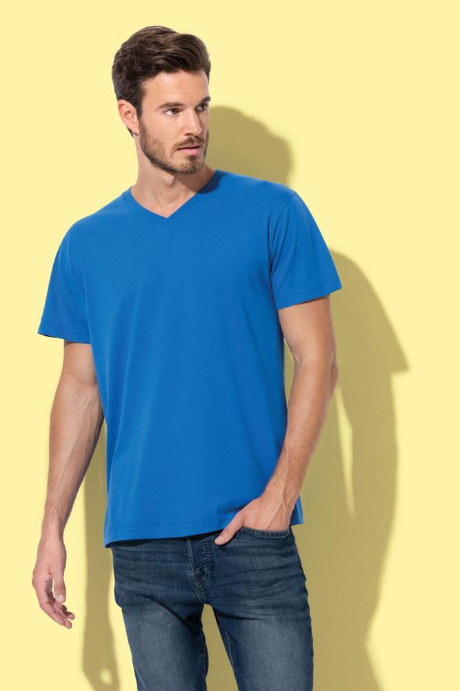 Stedman STE2300 - Tee-shirt col V pour hommes CLASSIC