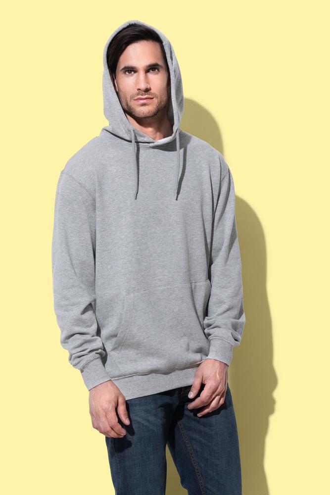 Stedman STE4100 - Sweatshirt met capuchon voor mannen
