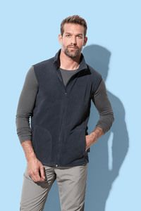 Stedman STE5010 - Polar Fleece Vest  for men Stedman - Active