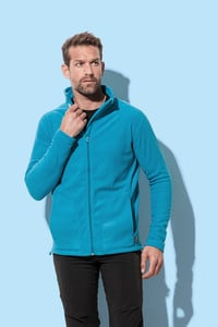 Stedman STE5030 - Polar Fleece Cardigan Active for him