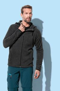 Stedman STE5040 - Fleece jas met capuchon voor mannen ACTIVE POWER