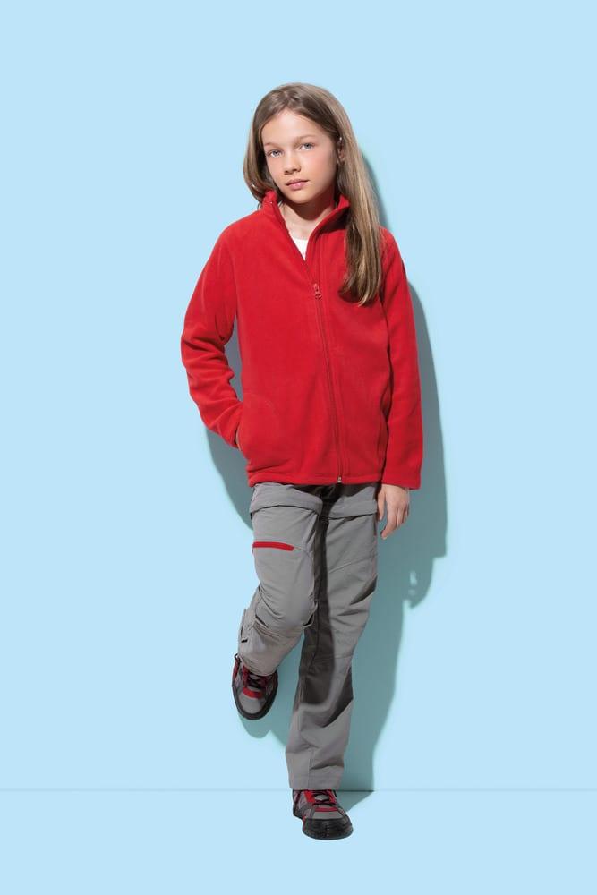 Stedman STE5170 - Fleece jas voor kinderen Active