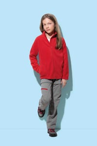 Stedman STE5170 - Polar Fleece Cardigan for kids Stedman - Active