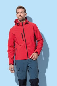 Stedman STE5240 - Hooded Jacket for men Stedman - Softshell
