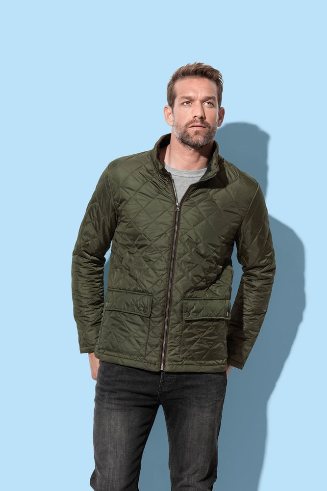 Quilted Jacket for men Stedman