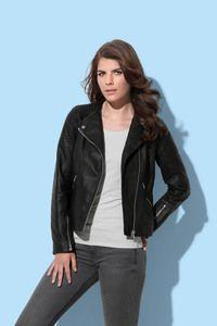 Stedman STE5350 - Biker Jacket for women Stedman - ACTIVE BIKER