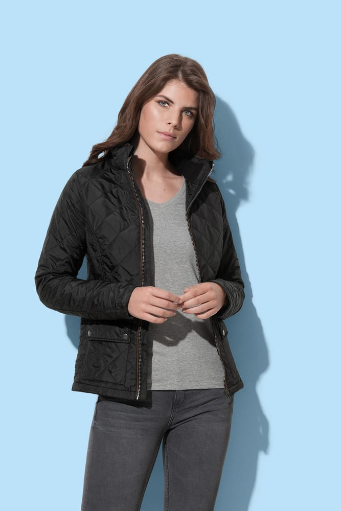Quilted jacket for women Stedman