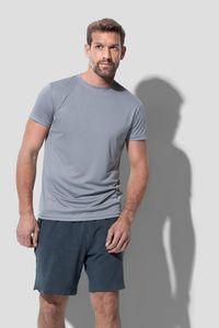 Stedman STE8000 - Rundhals-T-Shirt für Herren ACTIVE SPORTS-T
