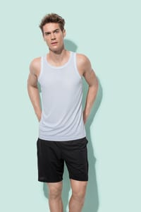 Stedman STE8010 - Tanktop Interlock Active-Dry for him