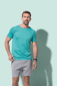 Stdman STE8030 - Crew neck T-shirt for men Stedman - ACTIVE TEAM