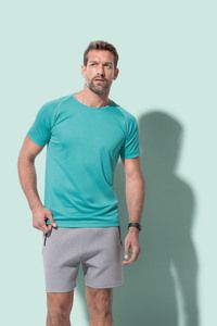 Stdman STE8030 - Crew neck T-shirt for men Stedman - ACTIVE TEAM