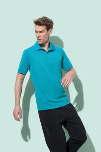 Stedman STE8050 - Polo Pique Active-Dry SS for him