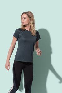 Stedman STE8130 - T-shirt Crewneck raglan for her