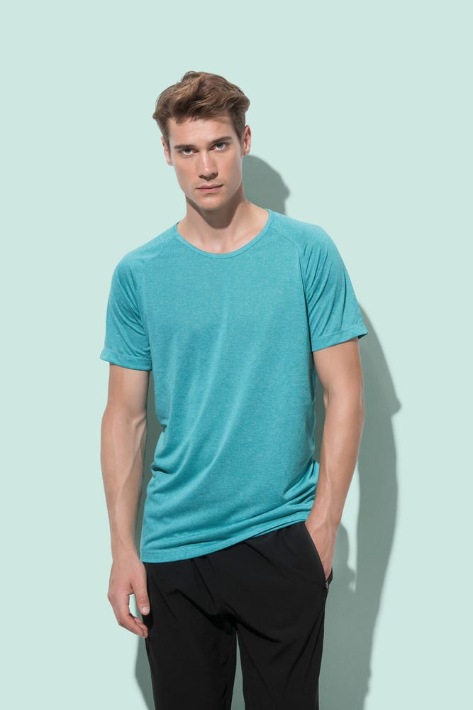 Stedman STE8200 - Tee-shirt col rond pour hommes SS ACTIVE PERFORMANCE