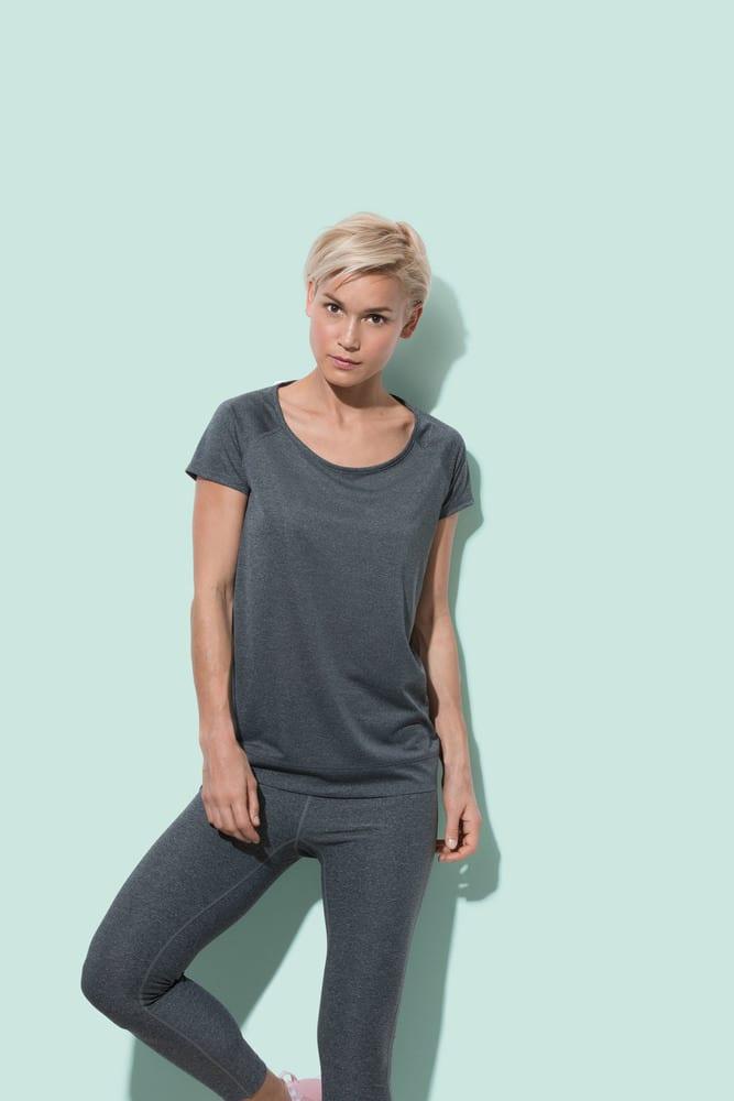 Stedman STE8300 - Tee-shirt col rond pour femmes SS ACTIVE PERFORMANCE