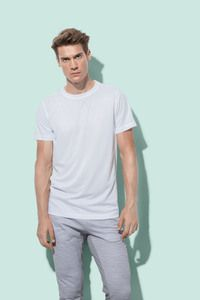 Stedman STE8400 - T-shirt Set-in Mesh Active-Dry SS for him