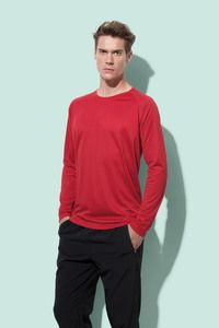 Stedman STE8420 - Long sleeve for men Stedman - ACTIVE 140