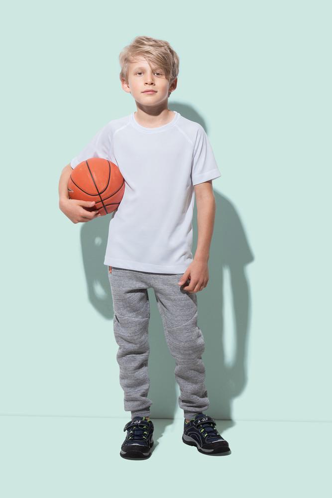 Tee-shirt col rond pour enfants Stedman