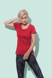 Stedman STE8700 - Crew neck T-shirt for women Stedman - ACTIVE COTTON TOUCH