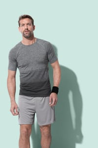 Stedman STE8810 - T-shirt seamless raglan for him