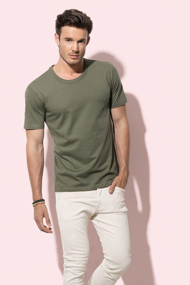 Stedman STE9020 - Tee-shirt Col Rond pour Hommes