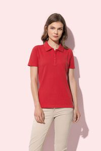 Stedman STE9150 - Short sleeve polo shirt for women Stedman - HANNA