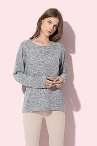 Stedman STE9180 - Long sleeve pullover for women Stedman - KNIT
