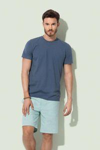 Stedman STE9200 - Crew neck T-shirt for men Stedman - JAMES ORGANIC