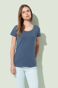 Stedman STE9300 - Crew neck T-shirt for women Stedman - JANET