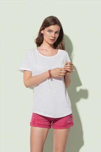 Stedman STE9320 - Crew neck T-shirt for women Stedman - ORGANIC SLUB